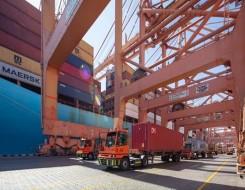 لبنان اليوم - تصدير 2200 طن ملح إلى لبنان عبر ميناء العريش