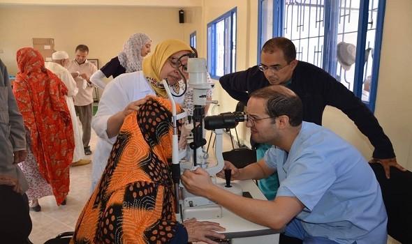 مساعدات طبية من مصر إلى المرضى اللبنانيين غير الميسورين