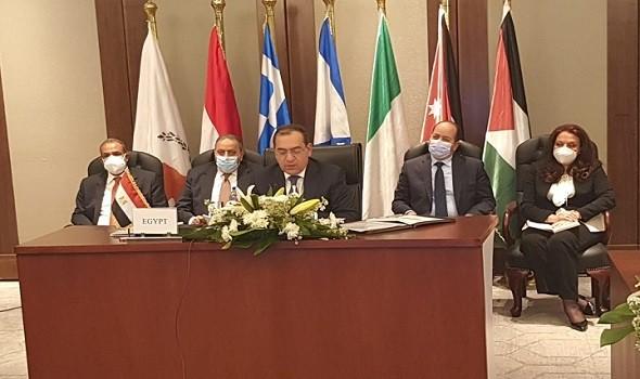 لبنان اليوم - الملا يبحث مع وزير الطاقة اللبناني سرعة وصول الغاز المصري إلى لبنان