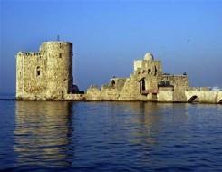 لبنان اليوم - قلعة صيدا البحرية من أشهر القلاع وأكثرها تميّزاً ومن المعالم الأثرية المميزة في جنوب لبنان