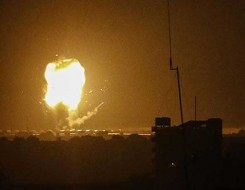 لبنان اليوم - طائرات مسيرة تستهدف آليتين للحشد الشعبي عند الحدود السورية ـ العراقية