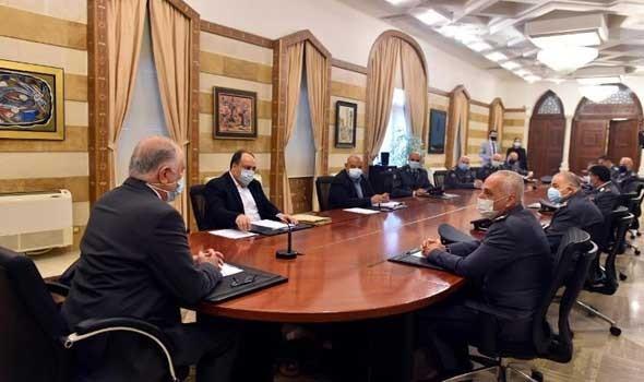 لبنان اليوم - وزير الداخلية اللبناني يكشف عن فرار 243 عنصراً و4 ضباط من قوى الأمن