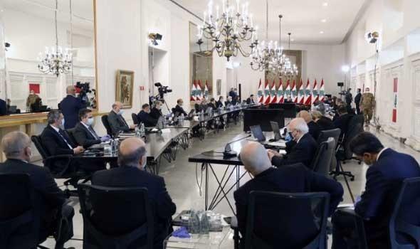 لبنان اليوم - صورة الحكومة اللبنانية الجديدة النساء ممثلات بوزيرة واحدة فقط