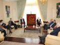 لبنان اليوم - بهية الحريري تسلمت من وفد متعاقدي الثانوي مذكرة بمطالبهم