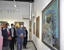 لبنان اليوم - معرض الجبل للفن برعاية حركة لبنان الشباب