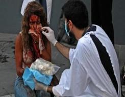 لبنان اليوم - طائرة تحمل مصابين بانفجار عكار شمال لبنان تصل إلى أبوظبي للعلاج بمستشفيات الإمارات