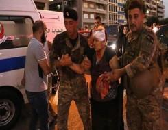 لبنان اليوم - وقفة احتجاجية لأهالي ضحايا انفجار مرفأ بيروت وعويدات يؤكد أنه ليس مع استدعاء دياب للتحقيق