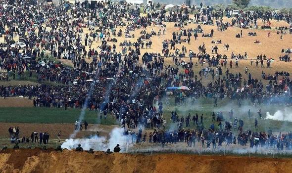 """لبنان اليوم - تطورات الوضع الفلسطيني و""""هيومن رايتس"""" تشير إلى أن وحشية الإحتلال الإسرائيلي ناجمة عن إفلاته من العقاب"""