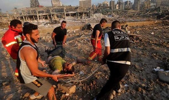 لبنان اليوم - التحقيق في انفجار مرفأ بيروت يُهدد بتفجير الوضع السياسي في لبنان