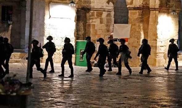 لبنان اليوم - الهلال الأحمر الفلسطيني يعلن عن إصابة 27 فلسطينيا خلال مواجهات مع قوات الاحتلال بمحيط البلدة القديمة في القدس