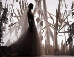 لبنان اليوم - فساتين زفاف فضية موضة عروس 2022