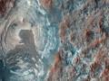 لبنان اليوم - العلماء يكتشفون كيف تكونت وديان الأنهار على المريخ