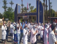 لبنان اليوم - موظفو مستشفى صيدا الحكومي مستمرون بإضرابهم