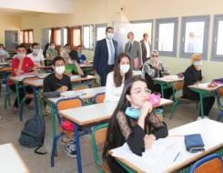 لبنان اليوم - وزارة التعليم السعودية تشترط عودة الطلاب للمدارس بأخذ اللقاح