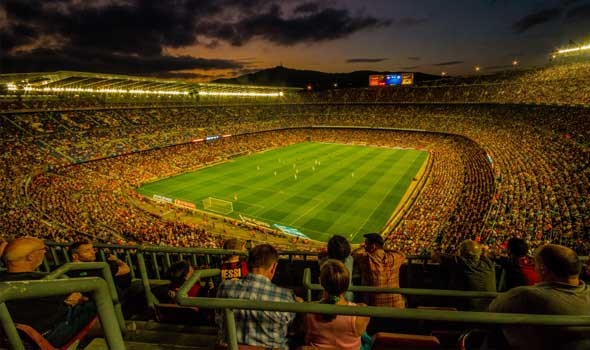 لبنان اليوم - بايرن ميونخ يدك شباك برشلونة بثلاثية نظيفة على أرضه في دوري أبطال أوروبا