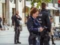 لبنان اليوم - أول ضابط من العنصر النسائي بدورية أمنية لشرطة الخيالة في دبي