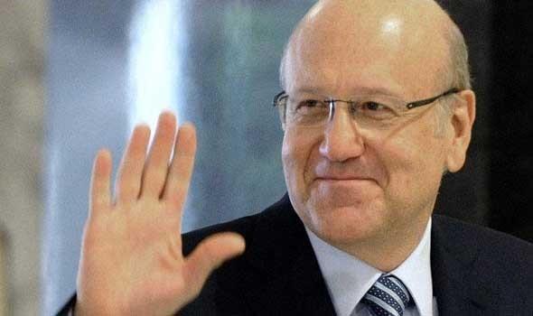 لبنان اليوم - ميقاتي يؤكد عدم مناقشة العلاقات مع السعودية في لقائه مع ماكرون