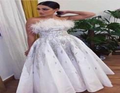 لبنان اليوم - رحمة رياض في إطلالات مميزة باللون الأبيض