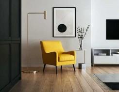 لبنان اليوم - أفكار لتنسيق المكتب مع غرفة الجلوس بطريقة جذابة